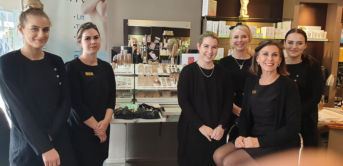 Images Day Spa Morrinsville staff