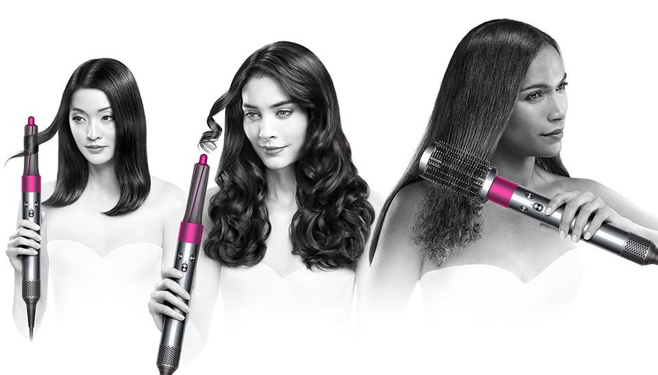 Dyson Airwrap styler- New attachments